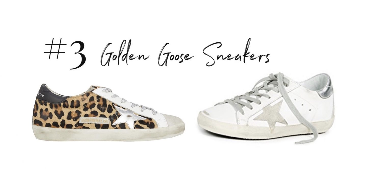 best 2019 purchases featured by top San Diego life and style blog, Navy Grace: Golden Goose Sneakers | 2019 Favorite Products by popular San Diego life and style blog, Navy Grace: image of Golden Goose Sneakers.