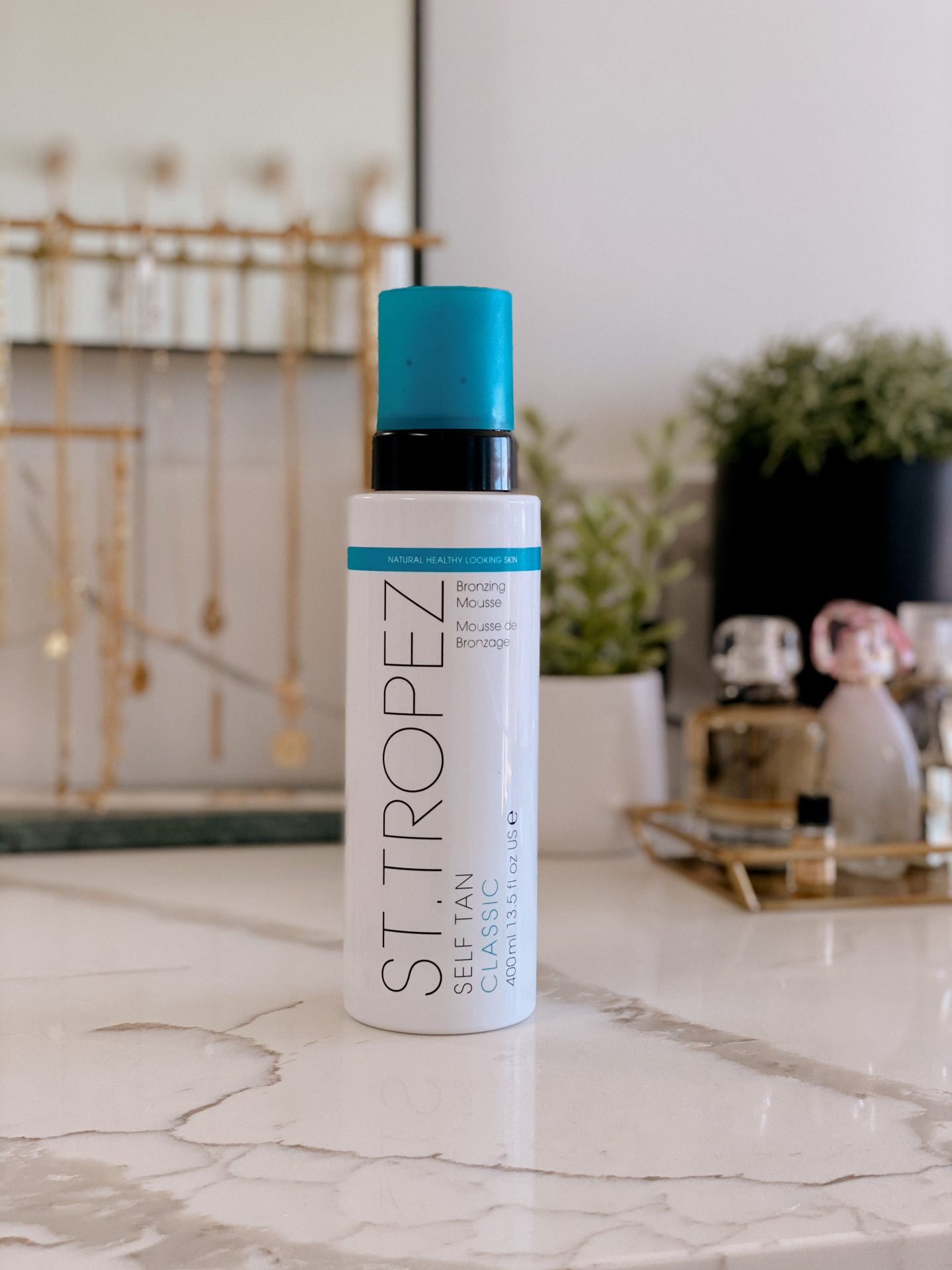 Nordstrom Anniversary Sale by popular San Diego beauty blog, Navy Grace: image of St. Tropez self tan.