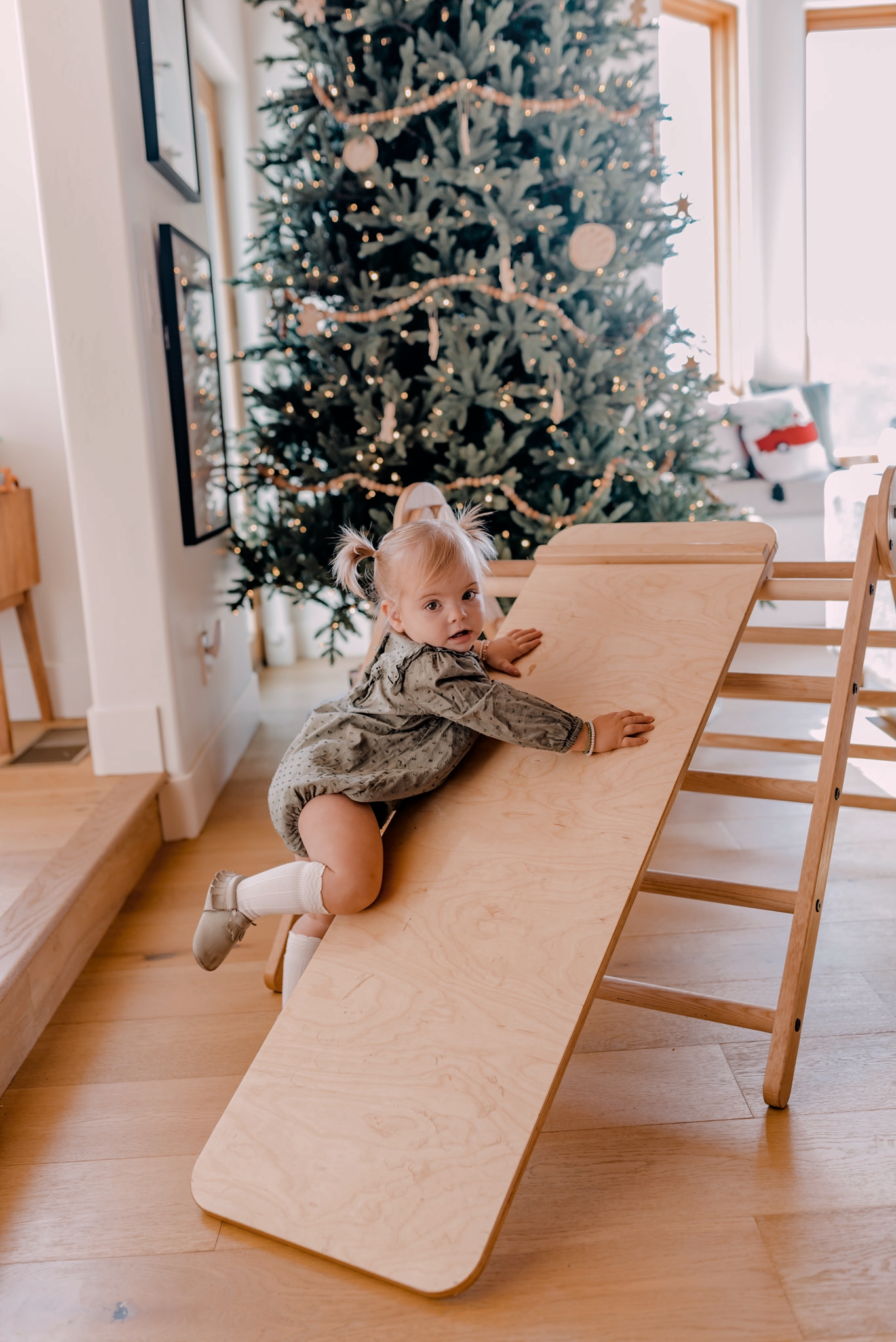 Holiday Gift Guide for Toddlers - Navy Grace - Camilla Thurman