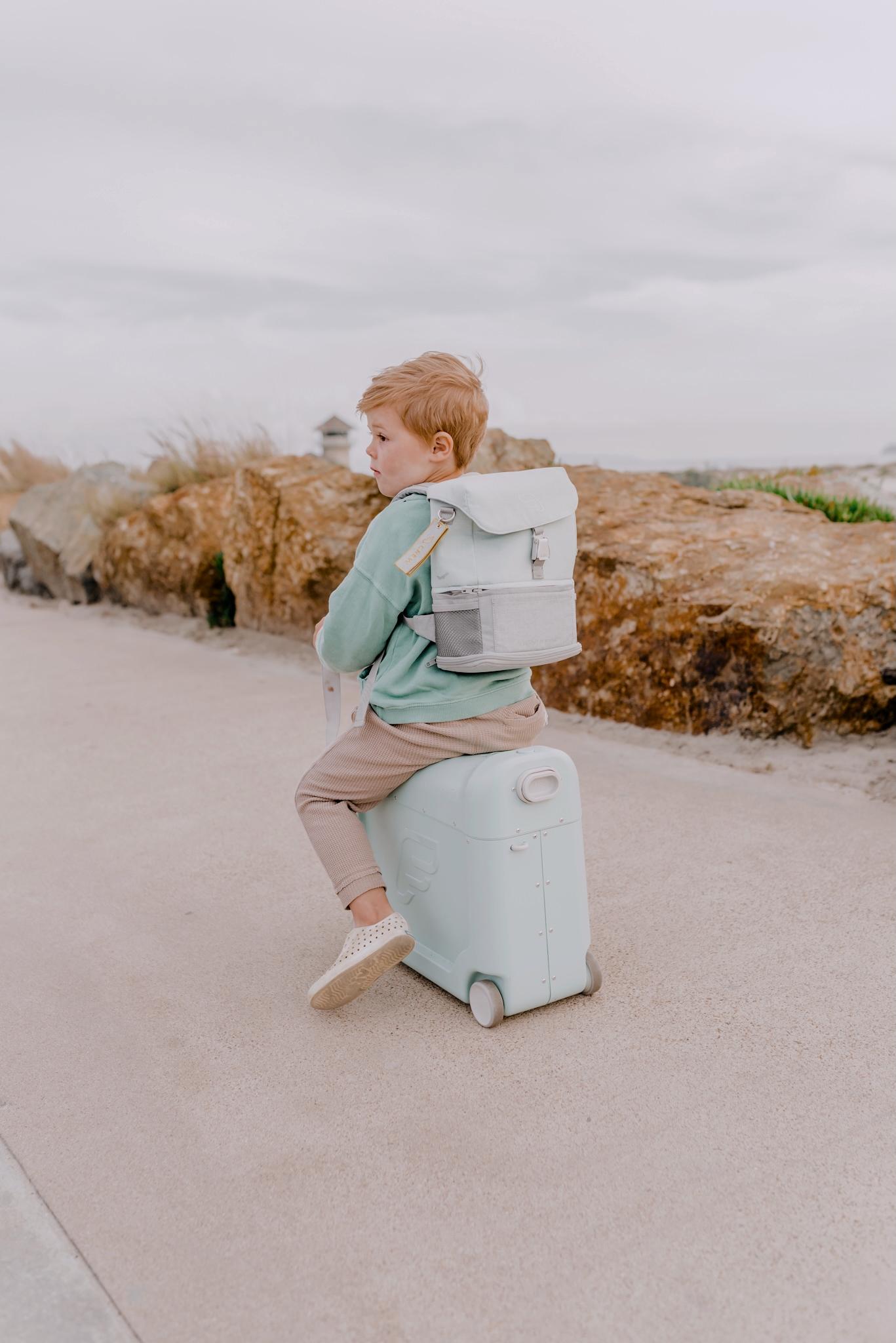 Travel Essentials for Kids - Jet kids pack suitcase