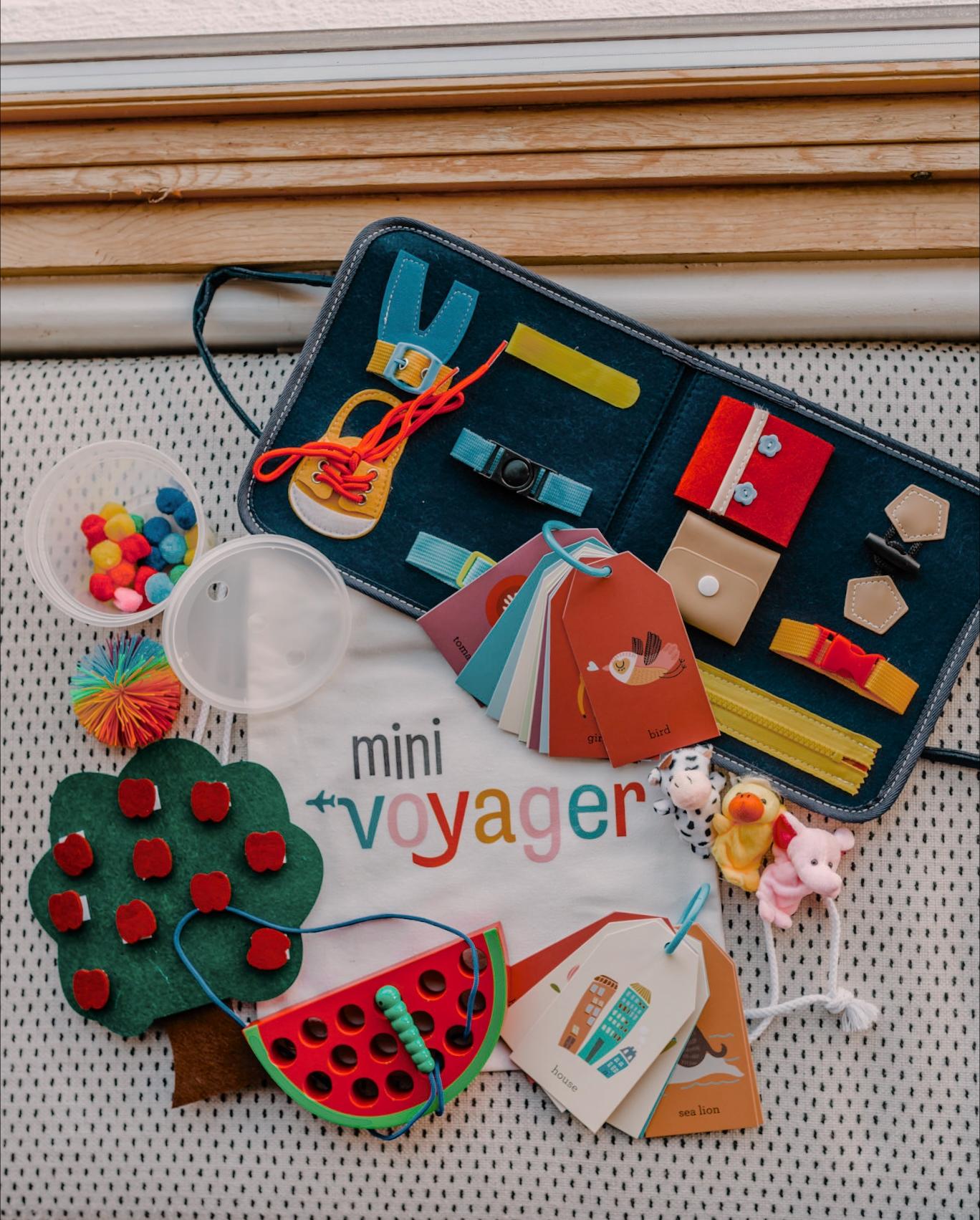 mini voyager toys