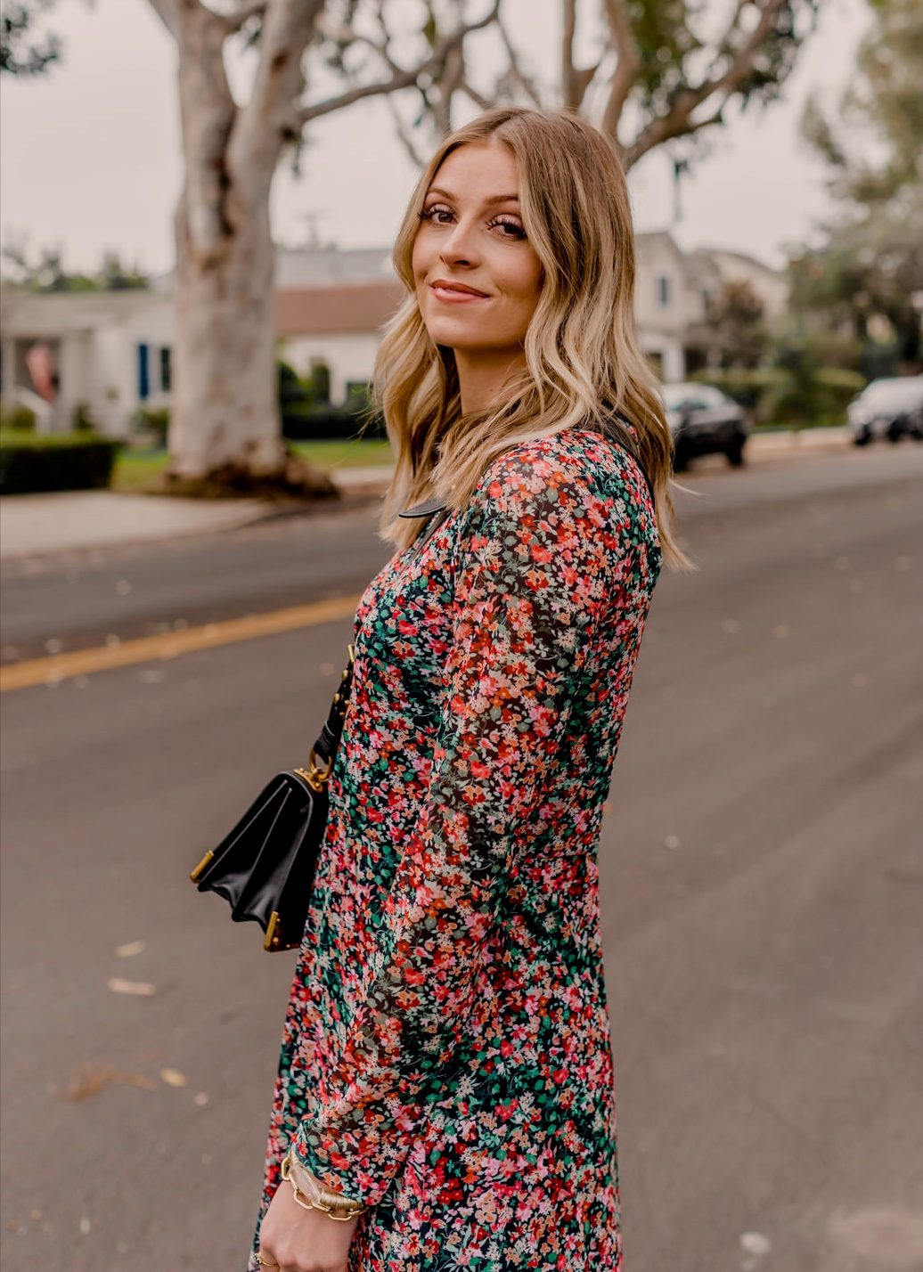 How to Style a Spring Dress