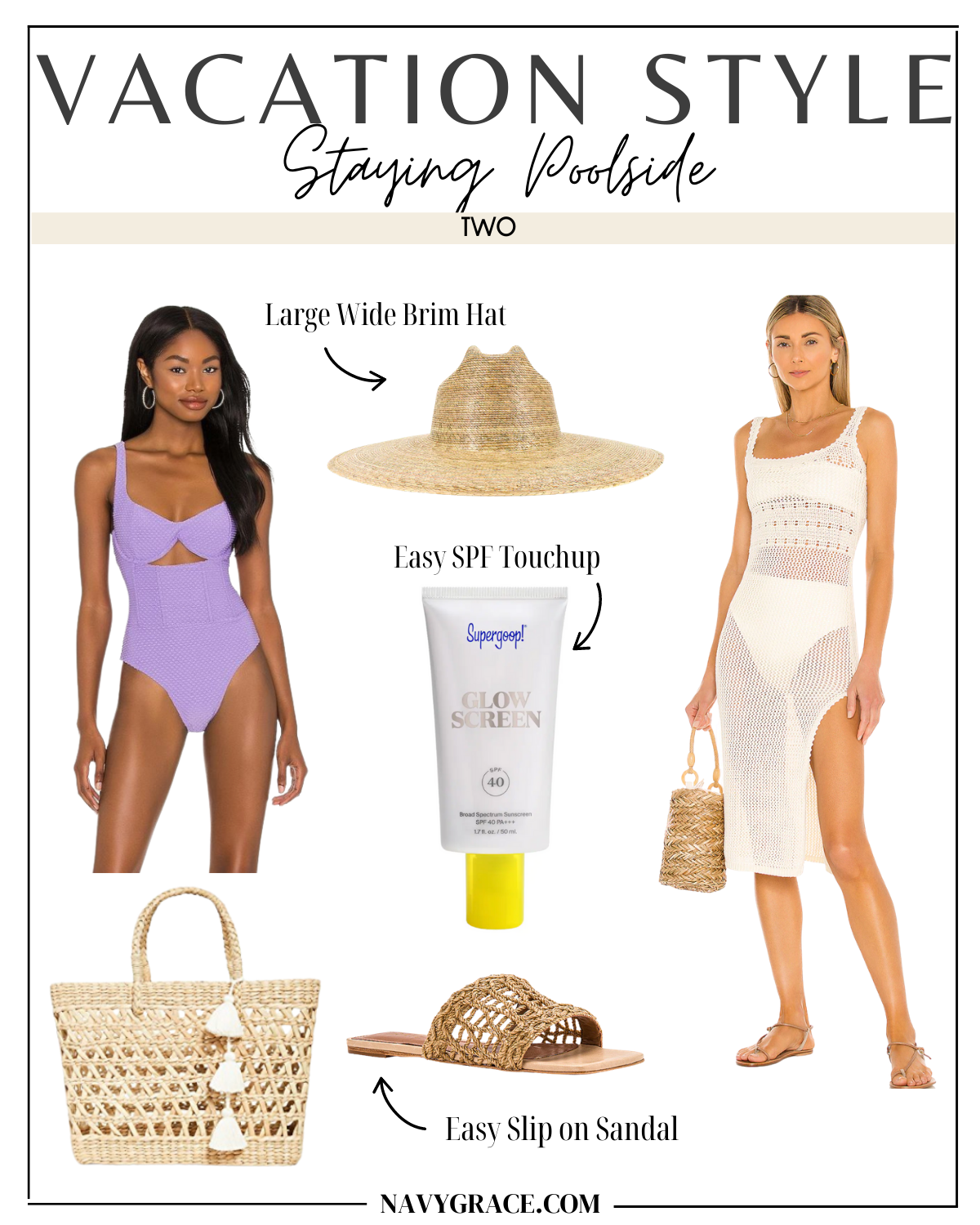 beach outfit guide