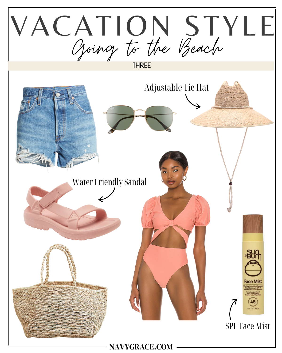 Vacation Ready outfits