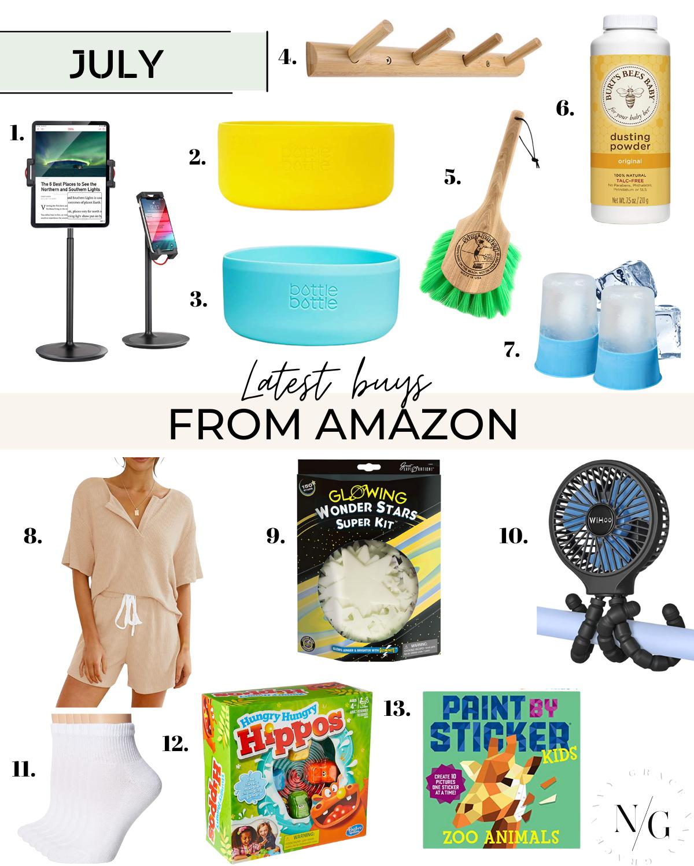 amazon July favorites